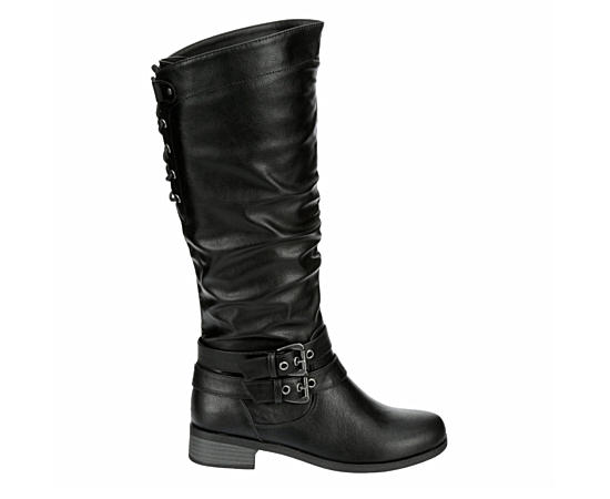Womens Mullan Riding Boot