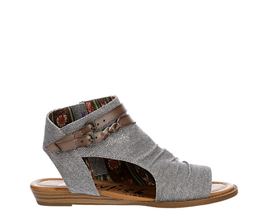 Womens Blumoon Flat Sandal