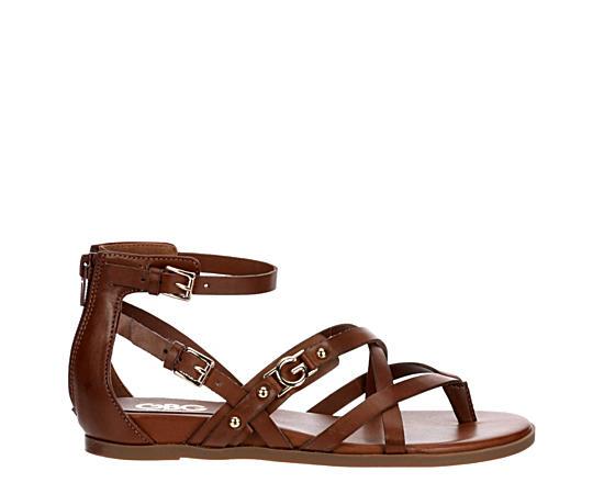 Womens Camrin Flat Sandal