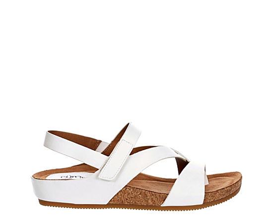 Womens Gianetta Footbed Sandal
