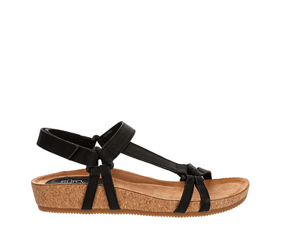 Womens Genna Footbed Sandal