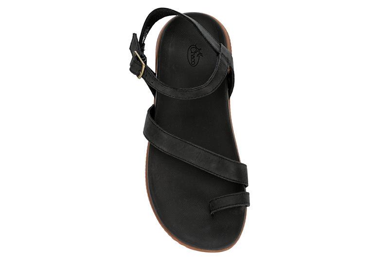 CHACO Womens Tulip Sandal - BLACK