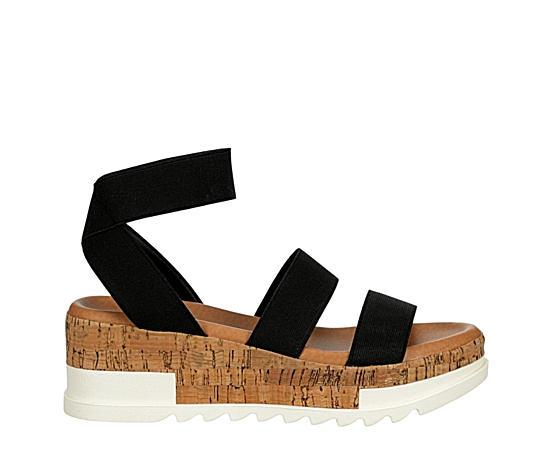 Womens Bandi Platform Sandal