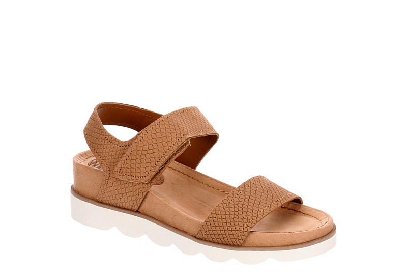 FRANCO SARTO Womens India - TAN