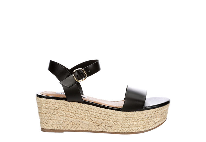STEVE MADDEN Womens Brandice - BLACK