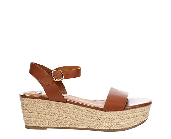 Womens Brandice Espadrille Wedge Sandal