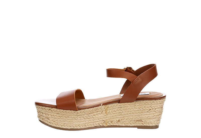 STEVE MADDEN Womens Brandice - TAN