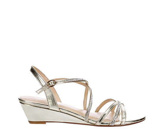 Womens Jane Dress Wedge Sandal