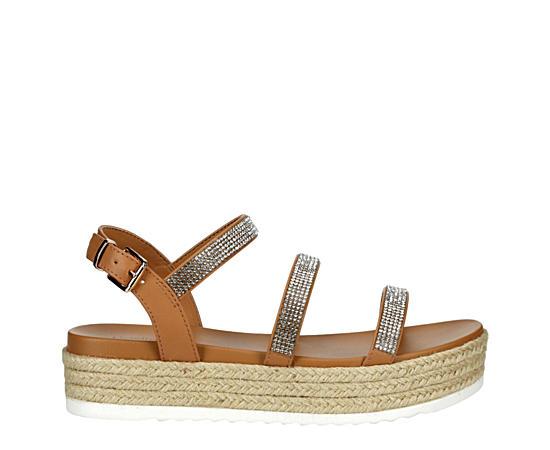 Womens Lana Espadrille Platform Sandal