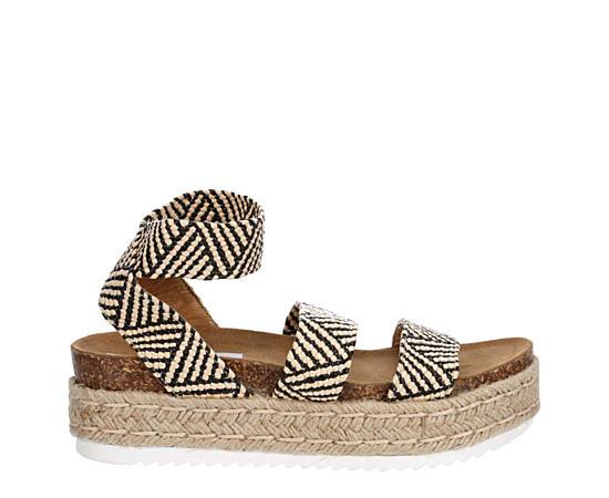 Womens Kimmie Platform Espadrille Sandal
