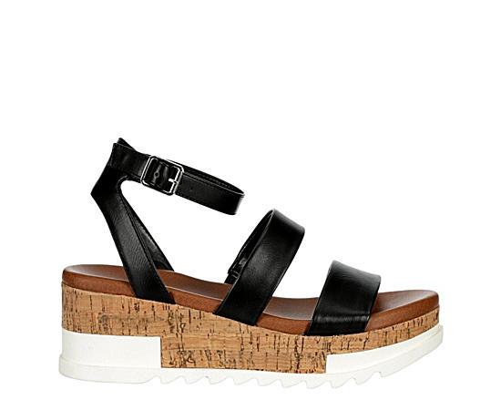 Womens Ellinore Wedge Sandal