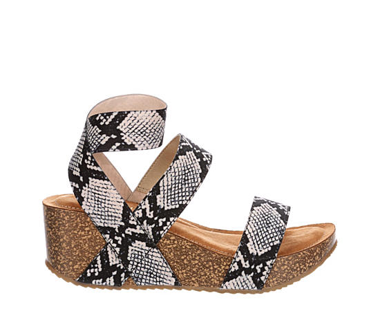 Womens Zoeyy Wedge Sandal