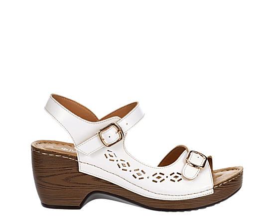 Womens Shantay Wedge Sandal