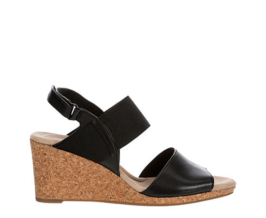 Womens Lafley Lily Wedge Sandal