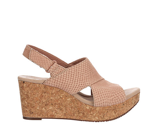 Womens Annadel Sky Wedge Sandal