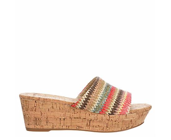 Womens Ibiza Wedge Sandal