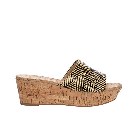 Womens Ibiza Wedge Sandal