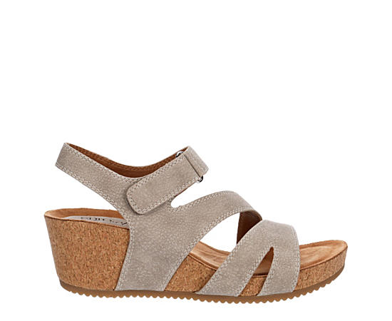 Womens Eliza Wedge Sandal