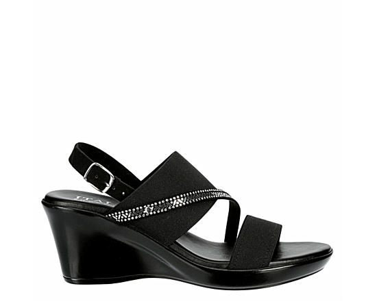 Womens Charlie Wedge Sandal