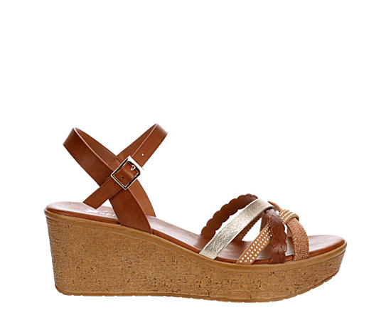 Womens Nellie Wedge Sandal