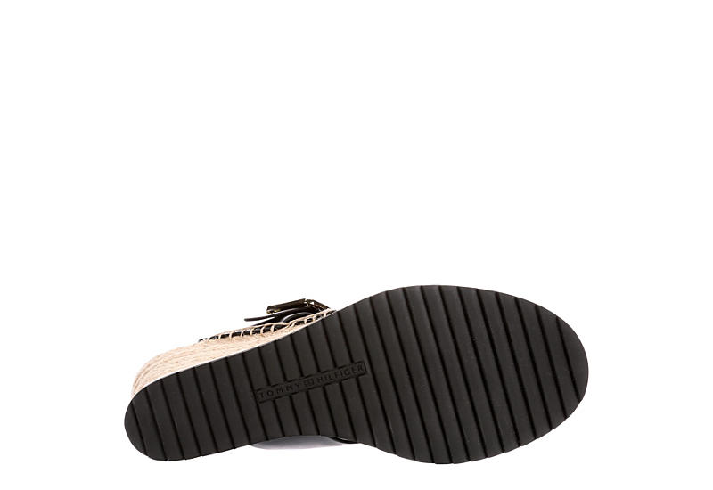 TOMMY HILFIGER Womens Yazzi - BLACK