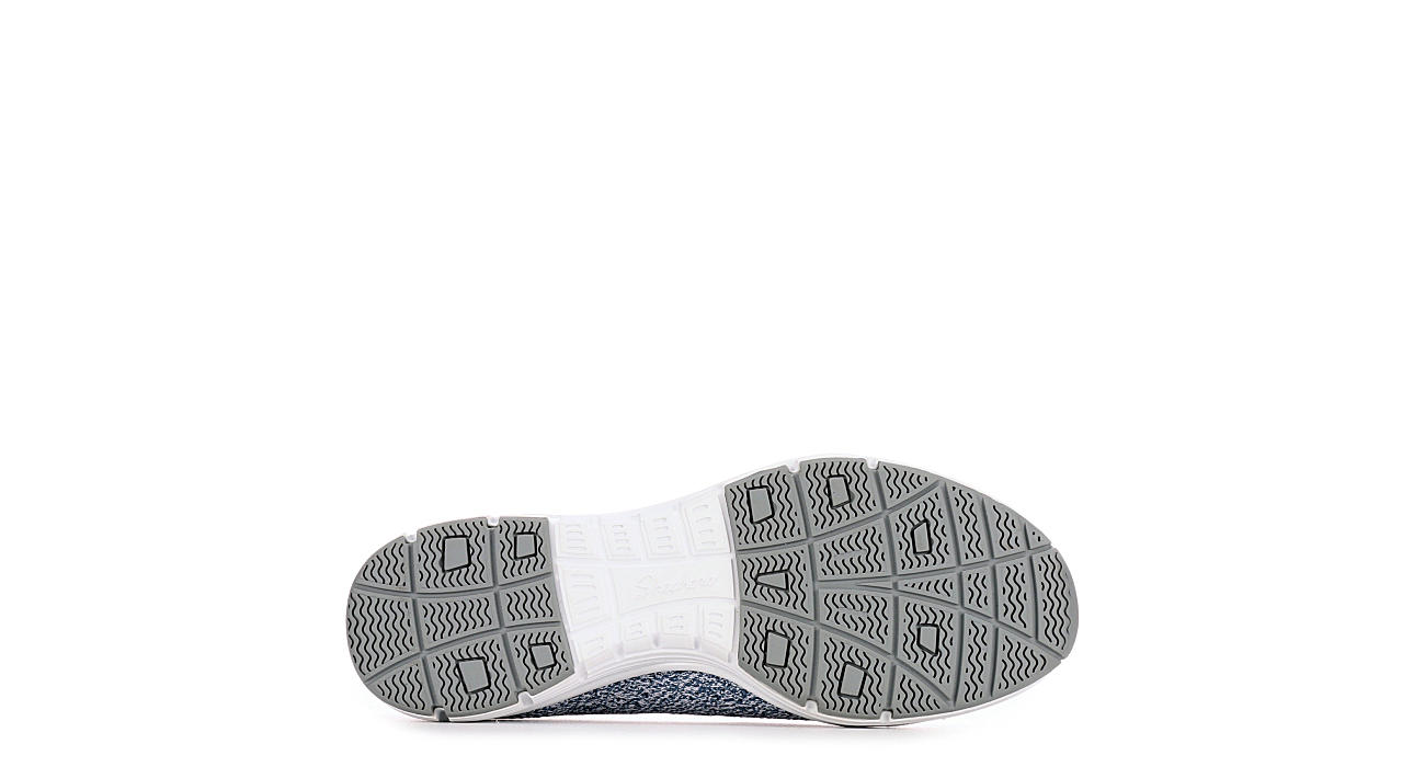SKECHERS MODERN Womens Seager Stat - PALE BLUE