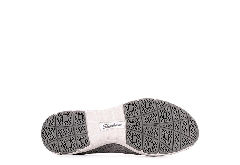 SKECHERS MODERN Womens Seager Stat - GREY