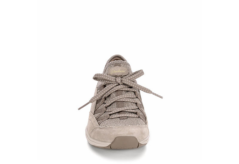 SKECHERS MODERN Womens Seager - TAUPE