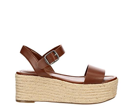 Womens Haddey Espadrille Platform Sandal