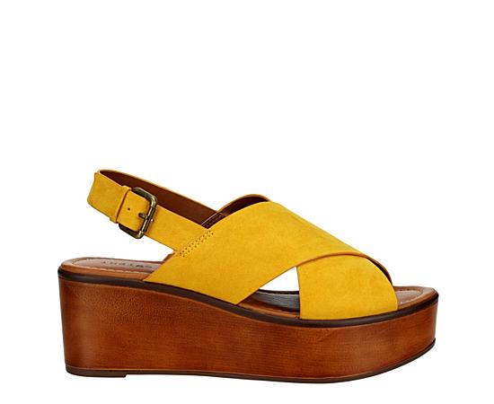 Womens Fayina Wedge Sandal