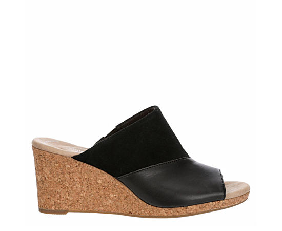Womens Lafley Wave Wedge Sandal
