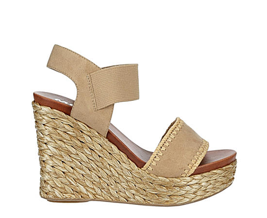 Womens Yessica Wedge Sandal