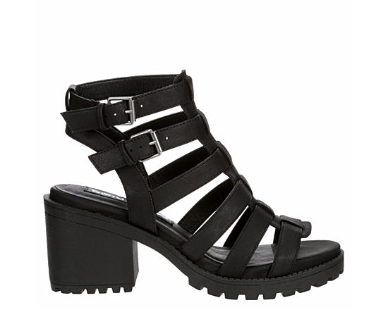 Womens Fun Stuff Wedge Sandal
