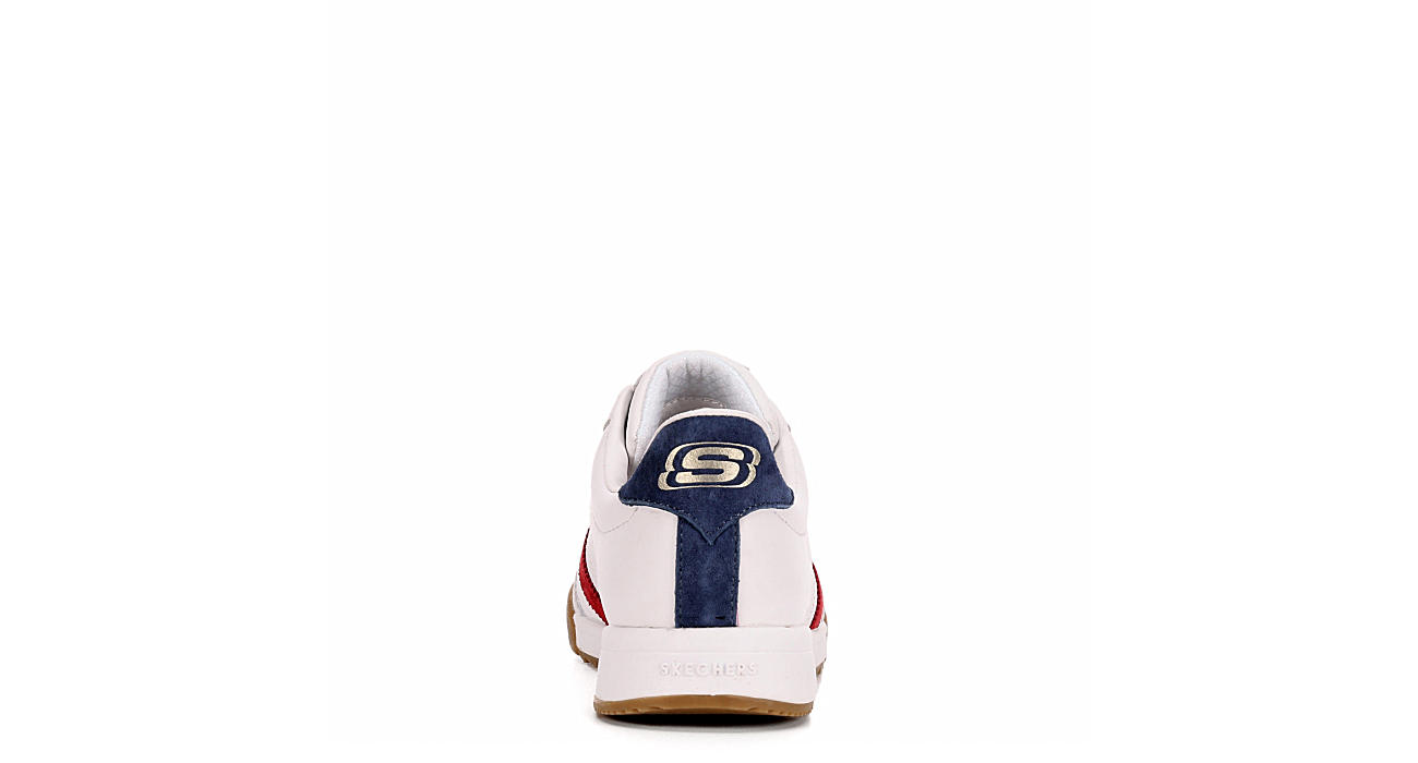 SKECHERS Womens Skecher Street Zinger 2.0 Retro Rockers - WHITE