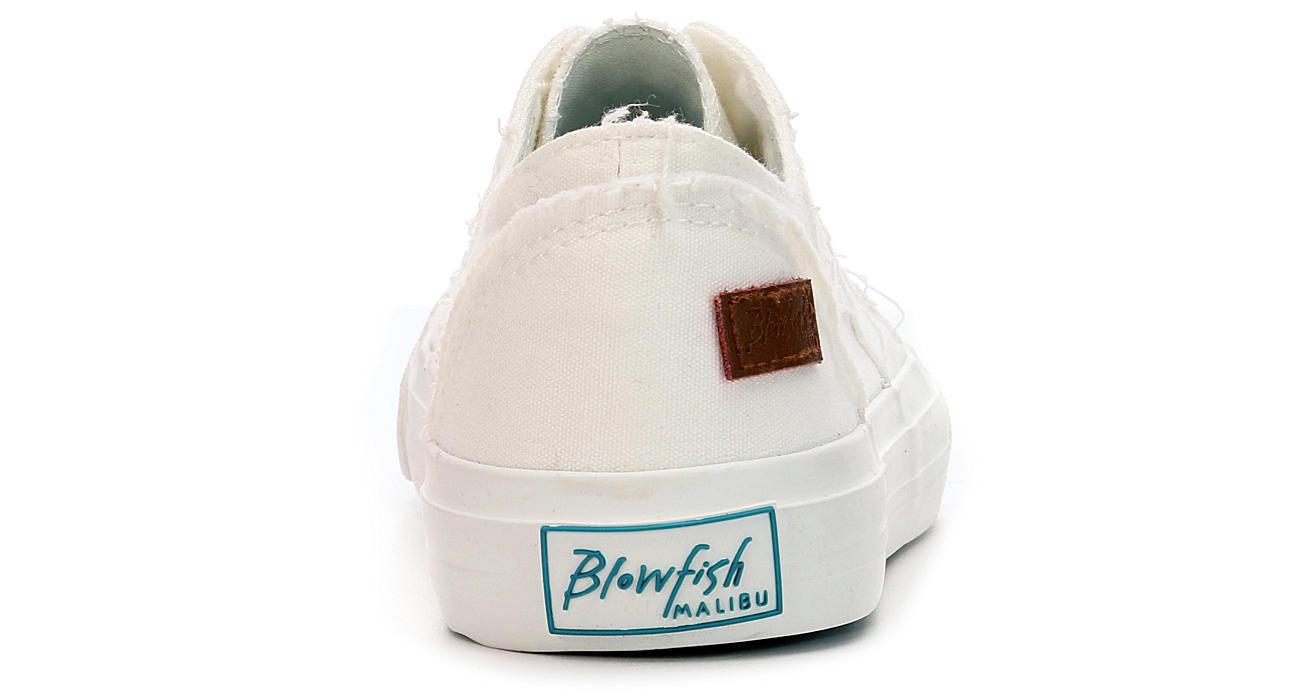 BLOWFISH Womens Marley Slip On Sneaker - WHITE