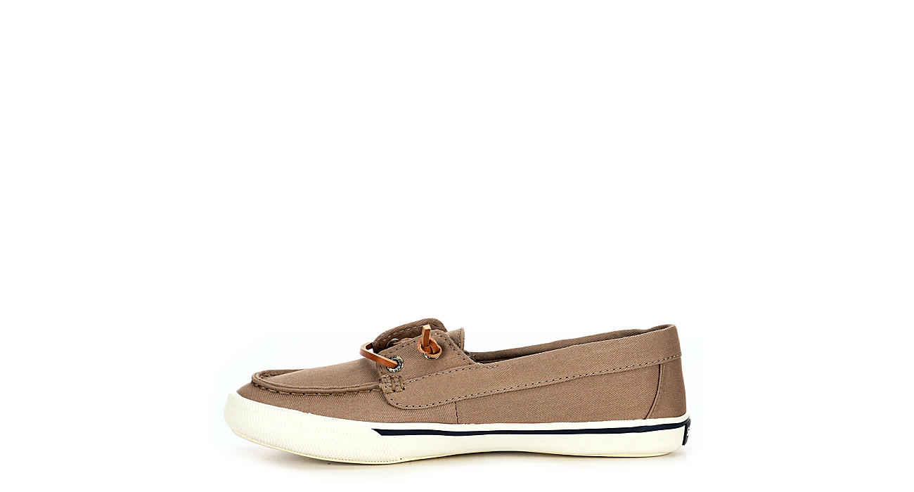 a4795751ea07 Taupe Sperry Lounge Away Women s Boat Shoes