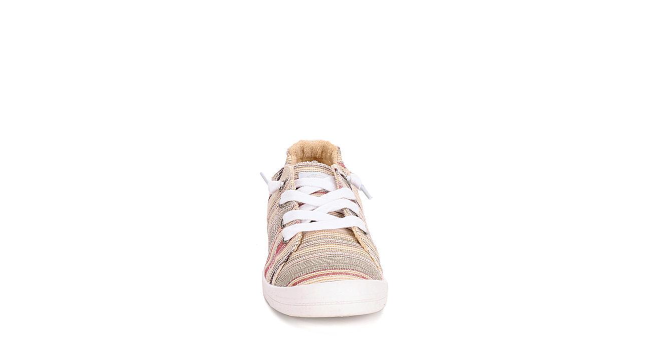 ROXY Womens Bayshore Slip-on Sneaker - MULTICOLOR