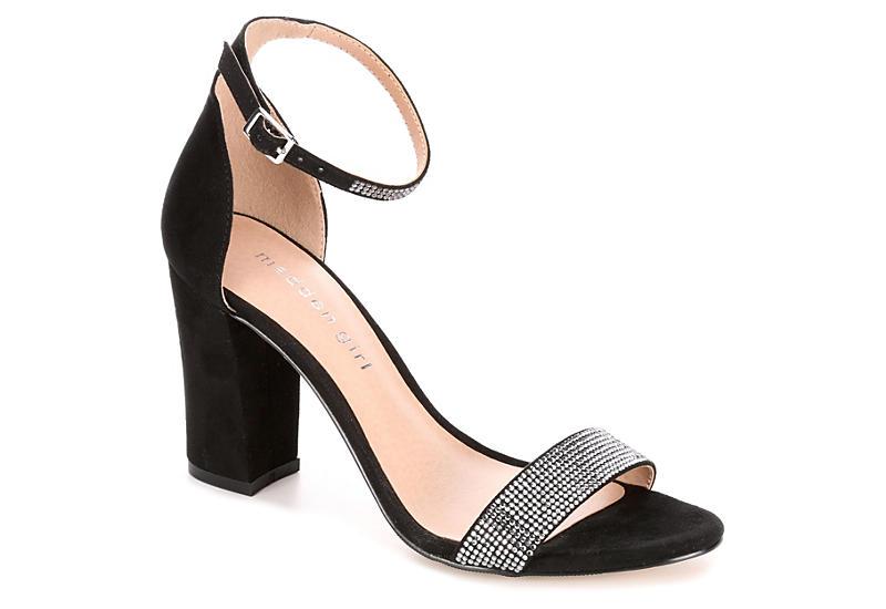 7013350e Black Madden Girl Womens Bessie | Heels | Off Broadway Shoes
