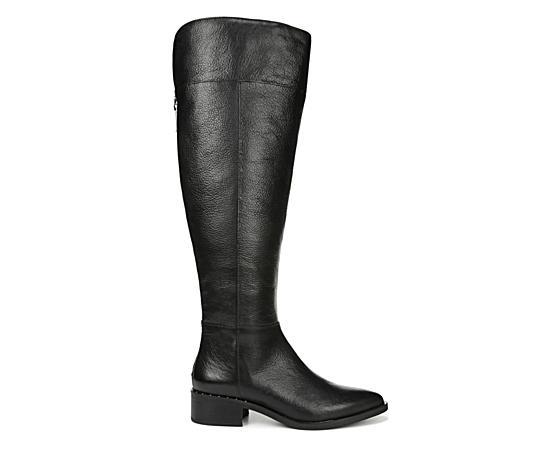 Womens Daya Tall Wide Calf Riding Boot