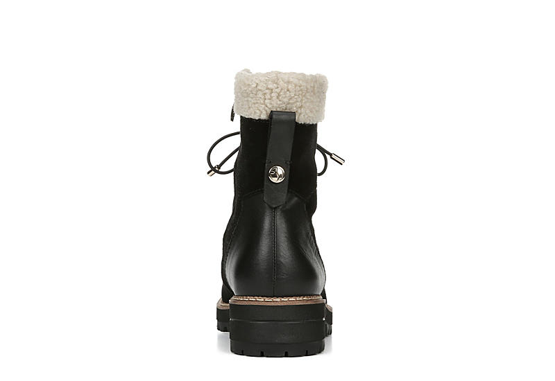 FRANCO SARTO Womens Rosella Boot - BLACK