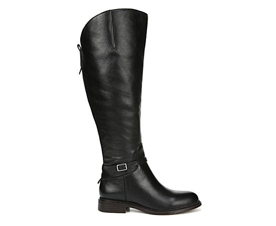 Womens Haylie Tall Wide Calf Riding Boot