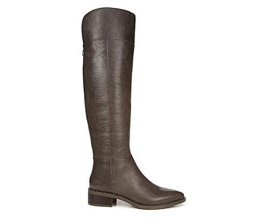 Womens Daya Tall Wide Calf Ridiing Boot