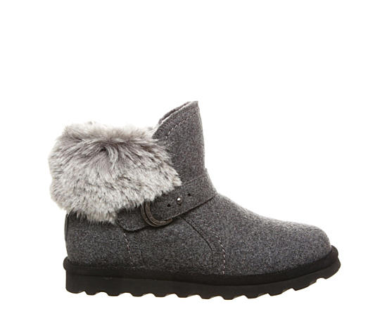 Womens Koko Short Fur Boot