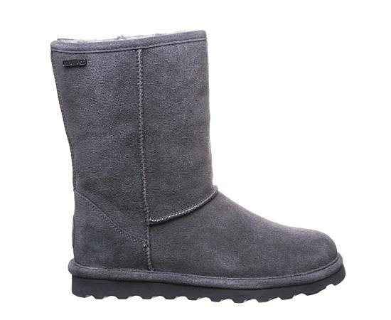Womens Helen Short Fur Boot