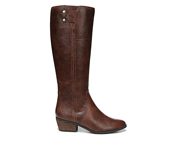 Womens Brilliance Tall Wide Calf Riding Boot