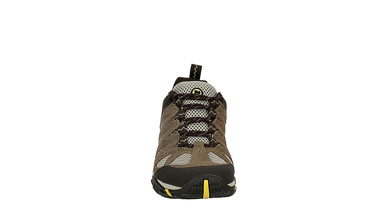 MERRELL Womens Accentor2 Low Hiker Boot - BROWN