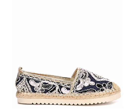 Womens Agleam Espadrille Slip-on