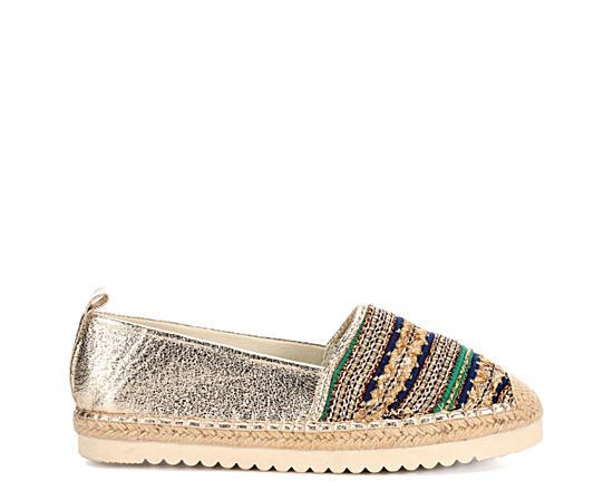 Womens Raiatea Espadrille Slip-on