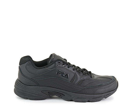 Mens Memory Work Shift Slip Resistant Sneaker