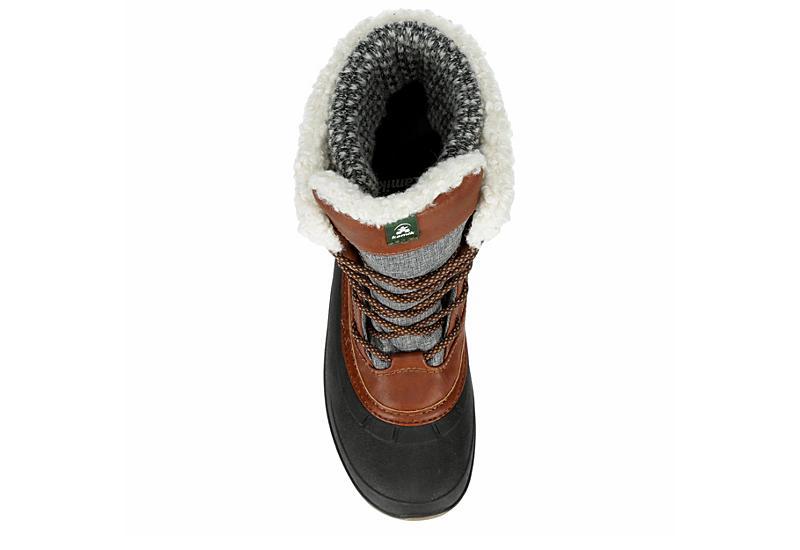 KAMIK Womens Snowpearl - GREY